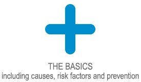 THE BASICS  including causes, risk factors and prevention