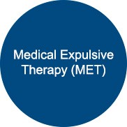 Medical Expulsive Therapy (MET)
